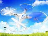 This Is Our Amazing 2.4G 4 Channel RC QuadCopter