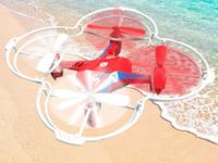This Is Our Amazing 2.4G 5 Channel Mini QuadCopter UFO