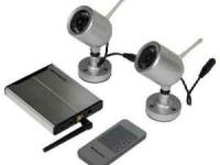 2.4Ghz Nortech Wireless Security System - item was