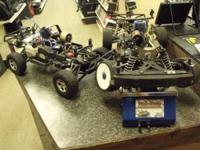 Here we have a FULL R/C Setup for off-road and dirt