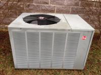 Rheem RPNL-030JAZ CLASSIC SERIES 2.5 TON, 13 SEER heat