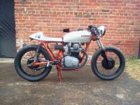 1972 Honda CB350 Cafe Racer for sale!This is the real