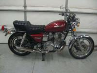 FOR SALE IS A 1980 SUZUKI GS1000L. THIS IS A VERY NICE
