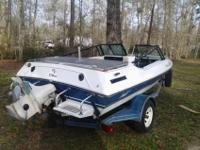 I have an '84 Avanti 17' Fish & Ski boat for sale. We