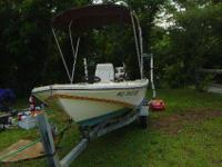 1987 Paramount Boston Whaler Type Boat Motor 30 hp