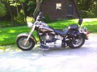 2004 Harley Davidson Softail Fat Boy Fuel injection,