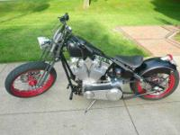 "This 2006 Backroad Choppers ""Street Fighter"" motorcycle"