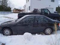 94 BMW 325i whole car for sale for parts, Car was in