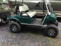 I have for sale a 2001 club car ds golf cart with a
