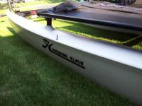Selling my Hobie 16 Catamaran sailboat, with trailer.