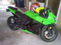 ?2009 Kawasaki Ninja 250r $2500 OBO runs and drives