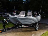 Sun Dolphin Pro 10.2 Bass Boat Fishing Package,