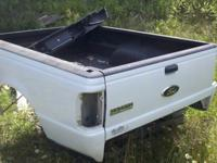 FORD RANGER BED WHITE, CAME OFF A 2008 BUT WILL FIT