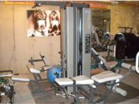 GREAT HOME GYM FOR SALE.....MUST GO!!The S3.45 Strength