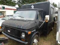 1975 Chev Cube Van, set up for the weekend racer!!,