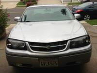 For sale is a lovingly cared for 2002 Chevrolet Impala,