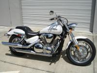 2007 Honda VTX 1300 with 5500 careful miles. This bike
