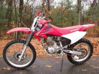 2009 Honda CRF-230F in Terrific condition. Bike