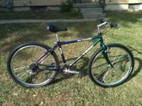 for sale a nice trek 830 tires are like new and the