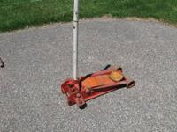 2 - 6 Ton Jack Stands Red 6-Ton SUV/Truck Jack Stands