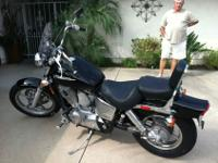 2003 Honda Shadow Spirit - Low, low miles! Original