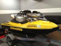 Up for sale - 2004 Sea-Doo RXP with 39 actual (adult