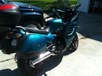 For sale is a 1998 Triumph Trophy 1200 in excellent