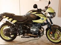 Black/Green1,150cc9,700milesSport TouringR1150R