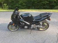 I'm selling my 1995 CBR 600 F3. The bike has 18,800