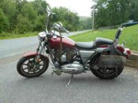 1980 Sportster Ironhead 1000cc 21K miles Frame off
