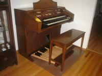 "Conn ""Tampico"" Organ in great condition, original"