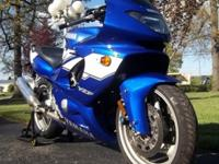Up for sale is a 1999 Yamaha YZF 600 which only has 18k