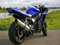 I'm currently selling my Yamaha R6-S. I don't really