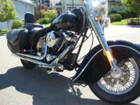2001 Indian Chief, Centennial Limited Edition in Black