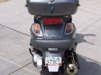 2006 Piaggio X9 Evolution 500 Scooter. 500cc, like new