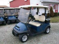 2009 Club Car Precedent Electric Golf Cart, 48 V with