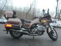 $2,799 1986 Honda Gold Wing 1200 Aspencade