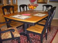 Cochrane Estate style dining table from the Design and