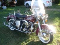 COMPLETELY ORIGINAL 1975 FLH ELECTRA GLIDE WITH