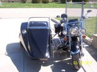 1996 Yamaha Royalstar motorcycle with 2005 Motorvation