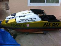 1996 yamaha superjet has big coffman