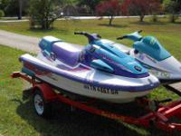 1996 Yamaha WaveVenture 1100 for sale. VERY clean for a