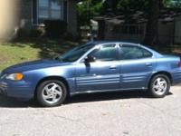 1999 Grand Am, 4 door, automatic, 4 cyl., 94,000