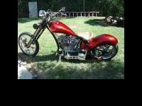 2009 Custom Built Motorcycles Chopper Custom 2009