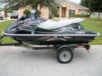 2010 Yamaha VX DeluxeGreat ski. Only has 38 hours on