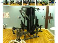 LIKE NEW! 2011 Complete workout system with Leg