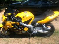 i have a 2000 honda cbr600 f4 use to be track/street