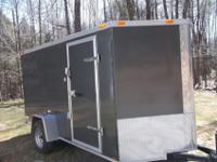 New 2012 Freedom Trailers 6 x 12 Trailers with