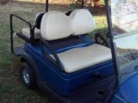 2008 1/2 Club Car Precedent. 48 v, batteries are good.