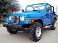 1-OWNER 1999 Jeep Sport with the hard to find
